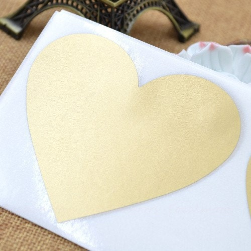 heart shaped scratch off stickers gold secret messages game scratchies prizes
