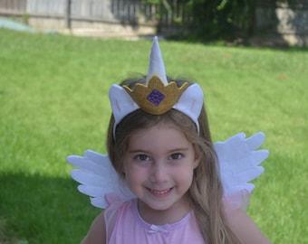 Princess Ponies Alicorn Wings