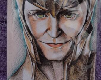 Loki Print