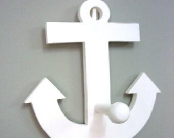 Anchor hooks, Wall hanger, Wall hooks, Wall decor, Anchor wall hangings, nautical hooks, Nautical Nursery, Nautical decor, nautical room