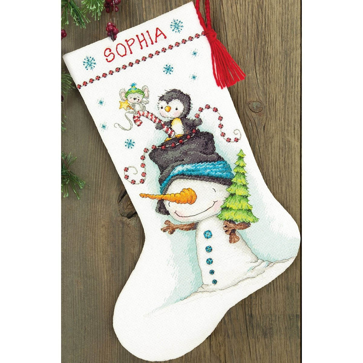 Christmas Stocking Dimensions