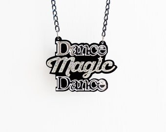 The Labyrinth Dance Magic Dance necklace