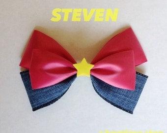 steven hair bow