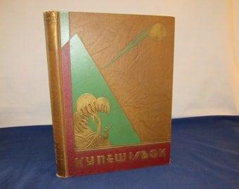 University of Denver 1932 KYNEWISBOK YEARBOOK