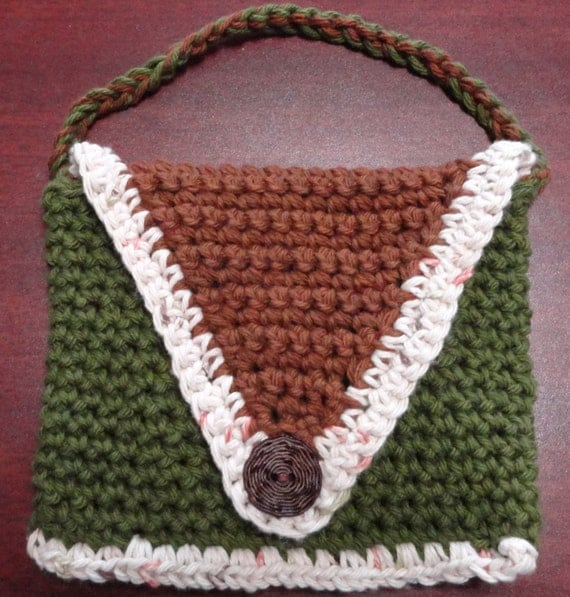Mini Crochet Bag : PDF Pattern, Crochet Pattern, Mini Purse Pattern, Womens Childrens ...