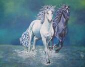 Horse Decor Spirit Stalli...
