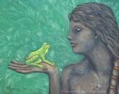 Princess and the Frog Ori...