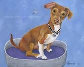 Rescue Dog Painting Puppi...