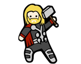 Decal - Thor