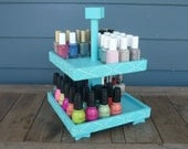 Nail Polish 2 Tier Table Top Organizer (50 bottles)
