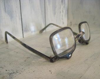Upside Down Glasses Etsy