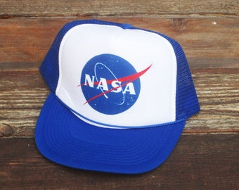vintage nasa hat - photo #12