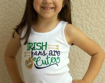 Irish Applique Shirt/Onesie