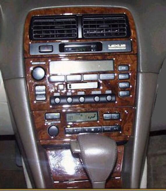 1993 Lexus Sc Interior: Lexus GS 300 1993 1994 1995 1996 1997 Interior Any Color Set