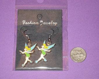 Tinkerbell Charm Earrings  ***