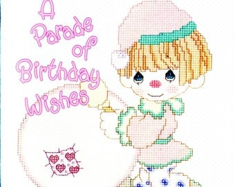 Precious Moments:  A Parade of Birthday Wishes book PM-21