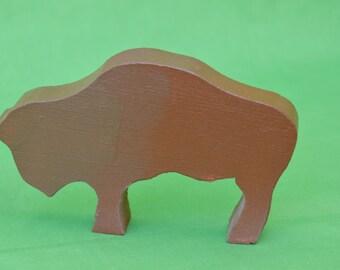 Buffalo, Wood Buffalo, Brown Buffalo