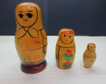 Nesting Dolls Matryoshka Dolls