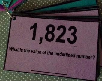 Place Value Teacher made resource math