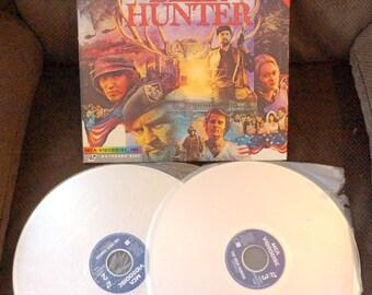"""Laser Disc  """"The Deer Hunter""""            Laser Video Disc"""
