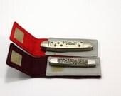 "Grey ""Whittler"" Pocket for 3 to 3.75  in. Folding Knife"