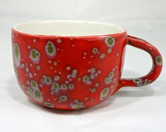 Large Cup  24 oz  Tea cup  Cereal cup  Cappuccino cup  Soup Mug STONEWARE Made to order