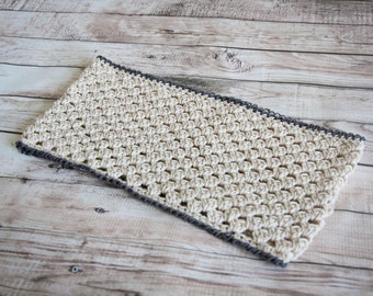 Ivory Cowl   Made to Order