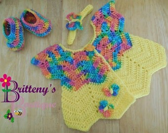 Butterfly Sweater / Baby Butterfly Sweater / Baby Girl Butterfly Sweater / Baby Girl Rainbow Butterfly Sweater / 0-6 Mo / Baby Girl Shower