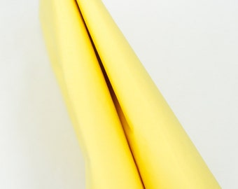 Light Yellow Tissue Paper | Yellow Tissue Paper 48 Sheets | Premium Tissue Paper Yellow | Yellow Tissue Paper | Pale Yellow Tissue Paper
