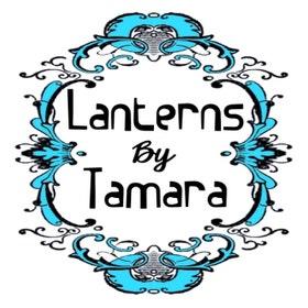 Decoupage Paper Napkins And Lanterns By Lanternsbytamara