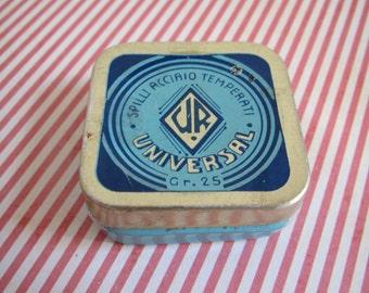 Universal Steel Pins Tin