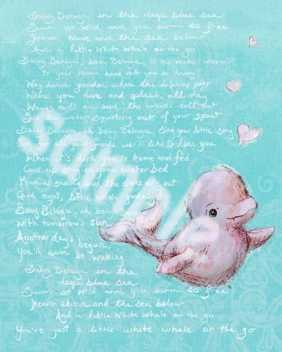 Baby Beluga Lyrics