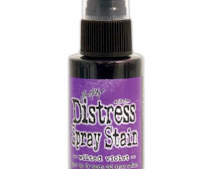 Tim Holtz Distress Spray Stain - Wilted Violet