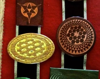 Crop Circle Pins - Original Photos UK
