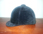 Black Hunt Cap