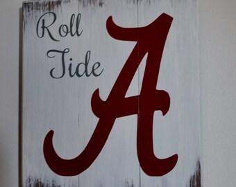 Alabama Roll Tide