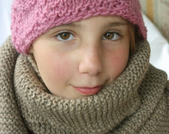"""Scarf """"Cuttlers and Tricklers 2"""" - for kids"""