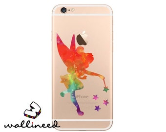 Watercolor Fairy iPhone 6 Decal iPhone 6 Sticker Phone Decal
