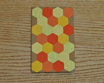 Honeycomb Notebook