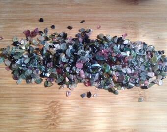 ON SALE Tourmaline mini gemstones lot