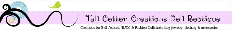 tall cotton creations