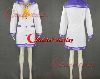 Hyperdimension Neptunia Cosplay Nepgear Cosplay Costume