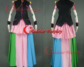 Utena Tenjou Cosplay Costume (Rose Bride, 2nd) from Revolutionary Girl Utena