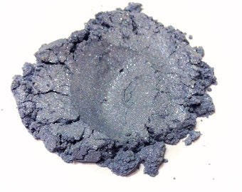 BLUE STEEL Pure Mineral Eye Color Shimmeral Shadow Mineral Makeup