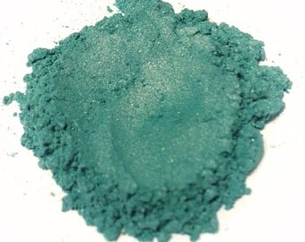 SEA BREEZE Mineral Eye Shadow - Natural Mineral Makeup - Gluten Free Vegan Face Color