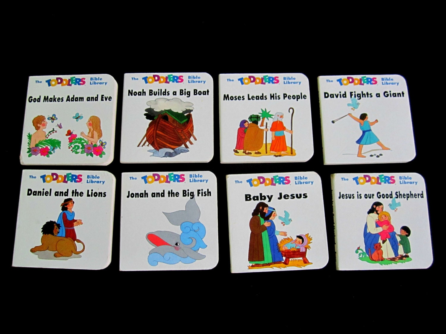 bible books for children complete set the toddlers bible library