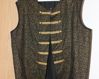 Men's Pirate Vest