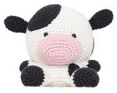Daisy the Cow Amigurumi Pattern