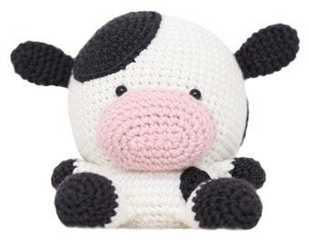 Daisy the Cow Amigurumi Pattern
