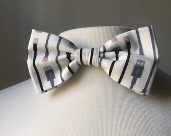 Nerd Bow Tie Etsy